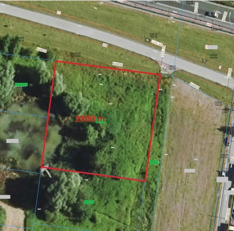 Działka budowlana na sprzedaż Michałowice  2800m2 Foto 1