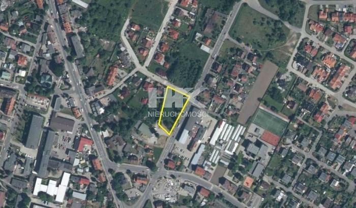 Działka inwestycyjna na sprzedaż Zgorzelec, Ujazd  2245m2 Foto 1