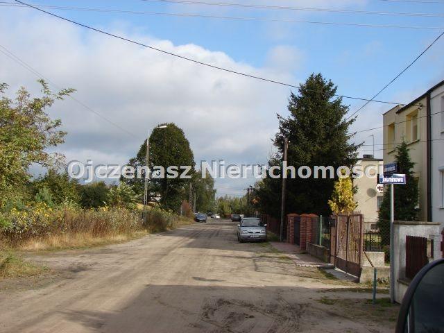 Działka inwestycyjna na sprzedaż Bydgoszcz, Glinki  454m2 Foto 1