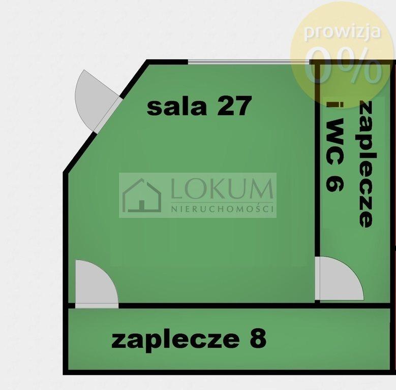 Lokal użytkowy na wynajem Radom, Śródmieście, Stanisława Wernera  41m2 Foto 4