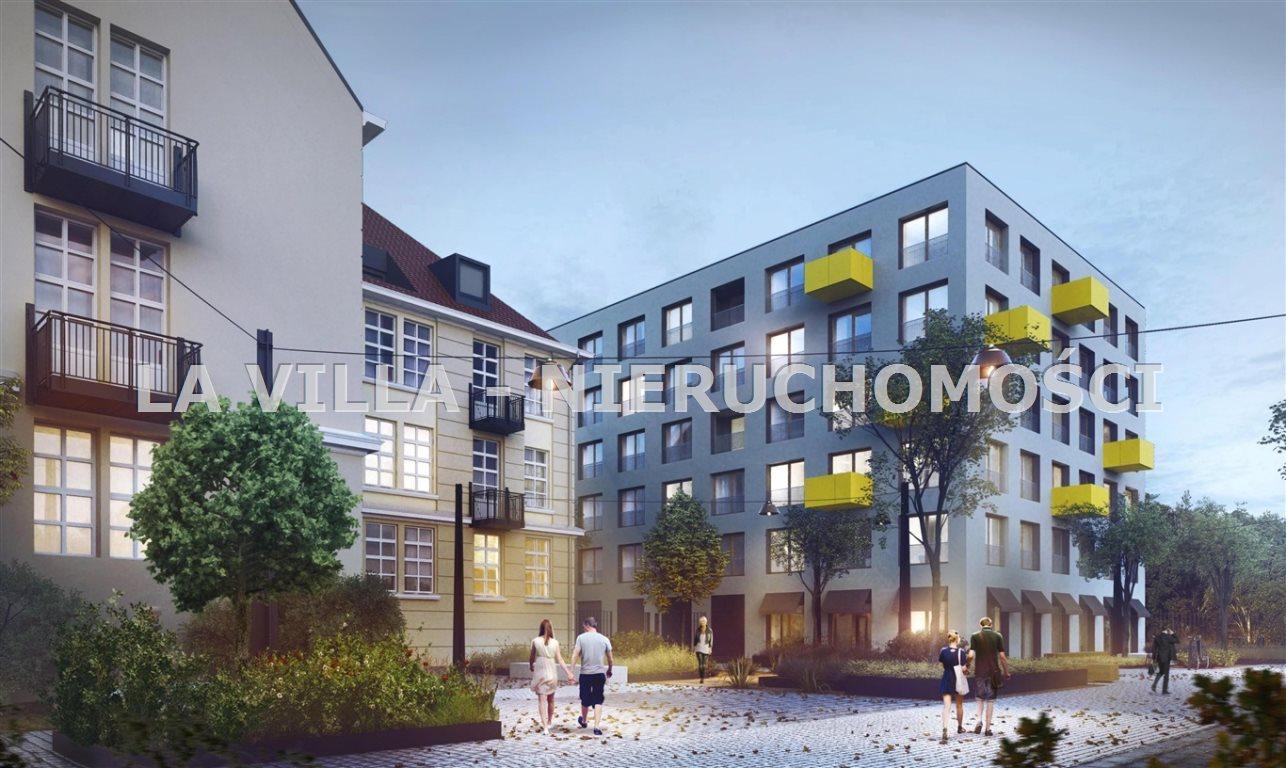 Mieszkanie trzypokojowe na sprzedaż Leszno  52m2 Foto 2