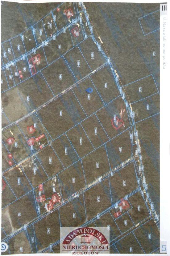 Działka leśna z prawem budowy na sprzedaż Warszawa, Wawer, Międzylesie  2839m2 Foto 2