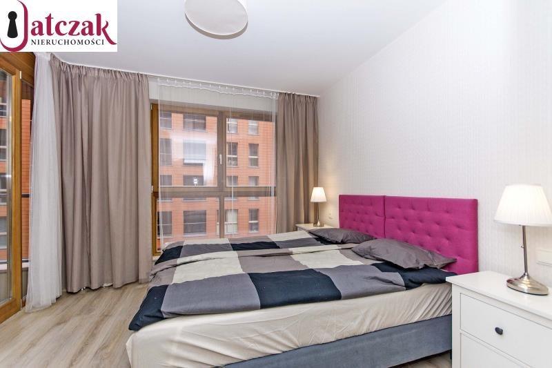 Mieszkanie dwupokojowe na wynajem Gdańsk, Śródmieście, AURA, TORUŃSKA  43m2 Foto 10