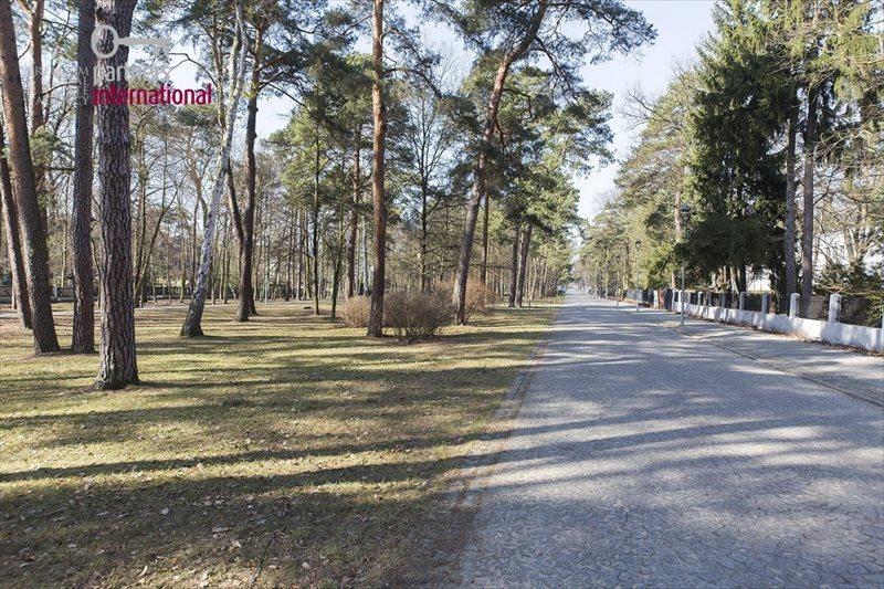 Działka budowlana na sprzedaż Konstancin-Jeziorna, SIENKIEWICZA PRZY PARKU ZDROJOWYM - WILLA MUSZKA  2650m2 Foto 1