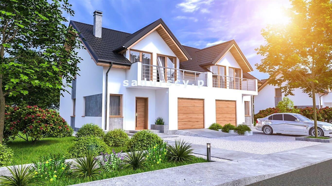Działka budowlana na sprzedaż Giebułtów, Zarzecze  3761m2 Foto 3
