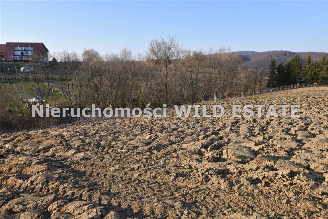Działka rolna na sprzedaż Lesko, Średnia Wieś  3561m2 Foto 8