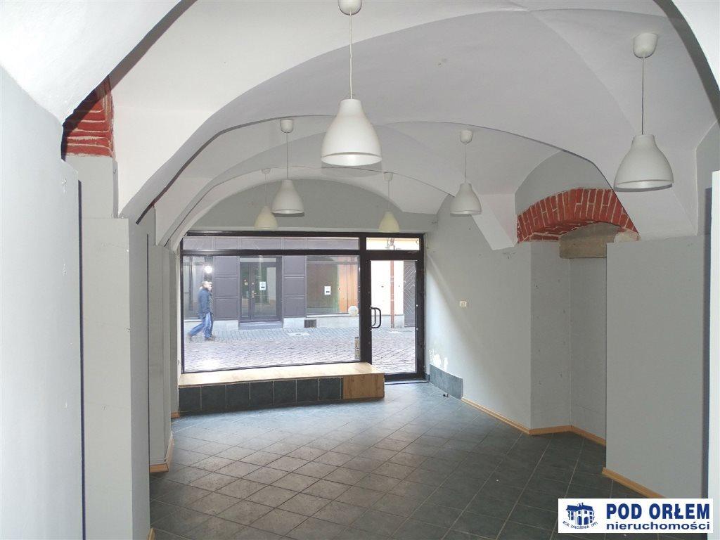 Lokal użytkowy na wynajem Bielsko-Biała, Centrum  80m2 Foto 2