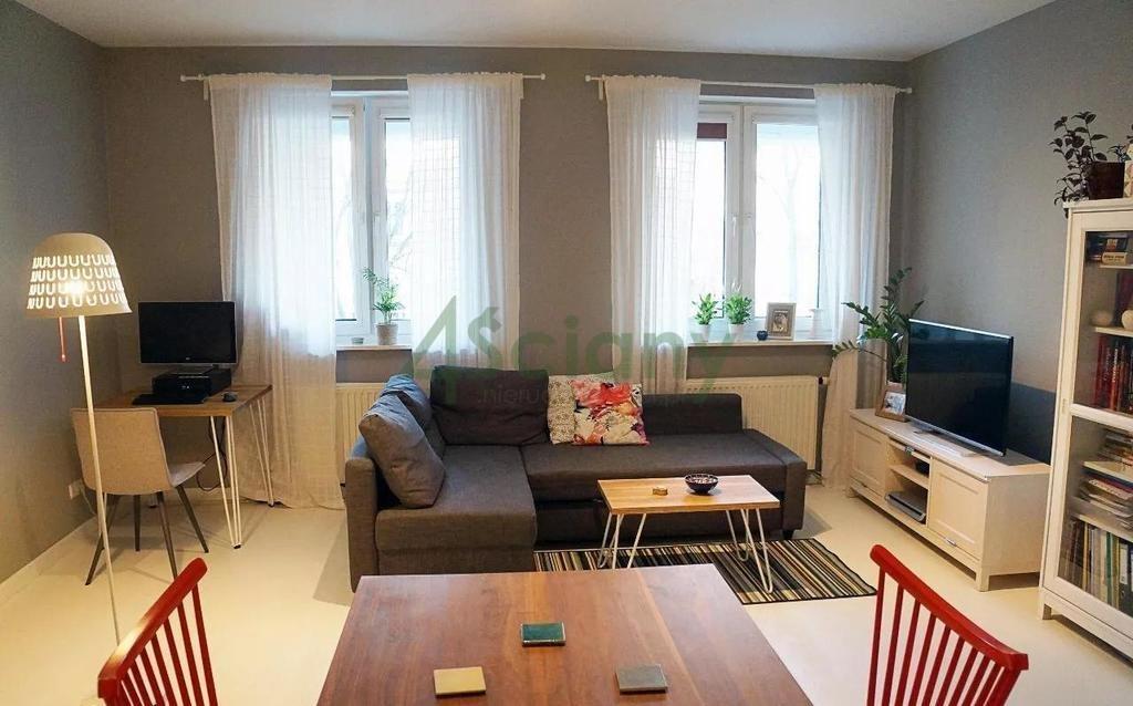 Mieszkanie dwupokojowe na sprzedaż Warszawa, Praga-Południe, Zwycięzców  50m2 Foto 1