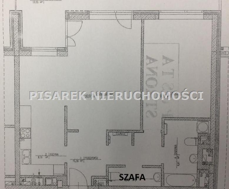 Mieszkanie dwupokojowe na wynajem Warszawa, Śródmieście, Powiśle, Wybrzeże Kościuszkowskie  76m2 Foto 7