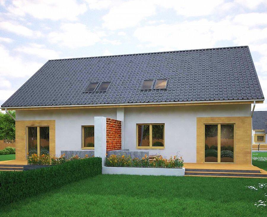 Dom na sprzedaż Stargard, Szczecińska  107m2 Foto 8