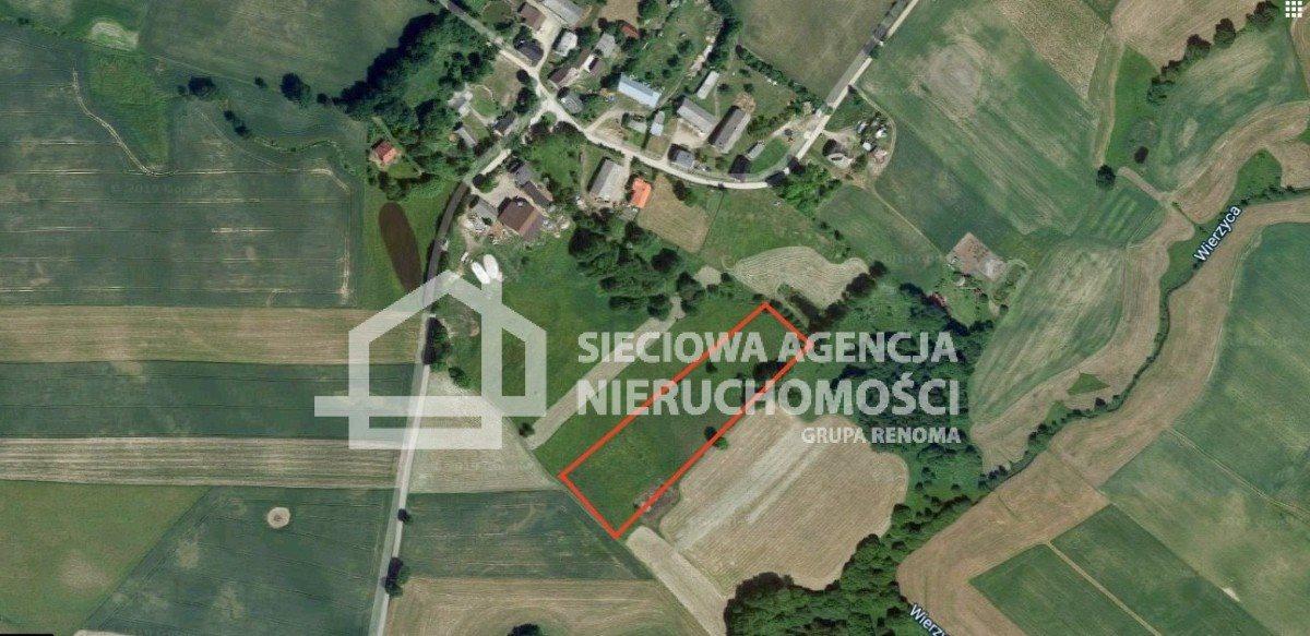 Działka rolna na sprzedaż Zielenin  8600m2 Foto 1