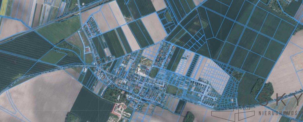 Działka budowlana na sprzedaż Sadków  1000m2 Foto 3