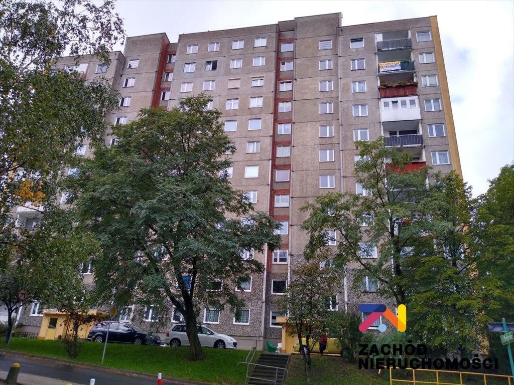 Mieszkanie dwupokojowe na wynajem Zielona Góra, Osiedle Przyjaźni  50m2 Foto 11