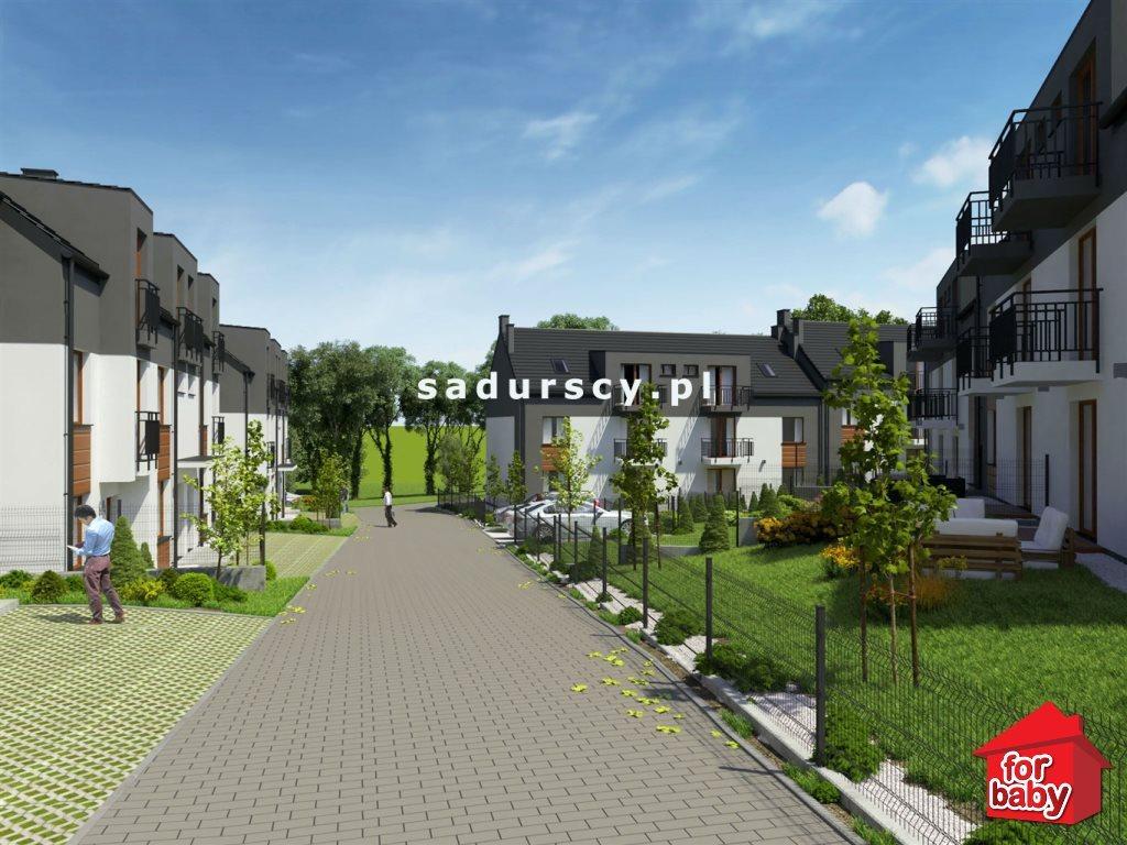 Mieszkanie trzypokojowe na sprzedaż Wieliczka, Starowiejska  59m2 Foto 2