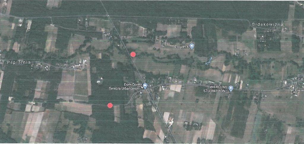 Działka rolna na sprzedaż Papiernia  41900m2 Foto 1