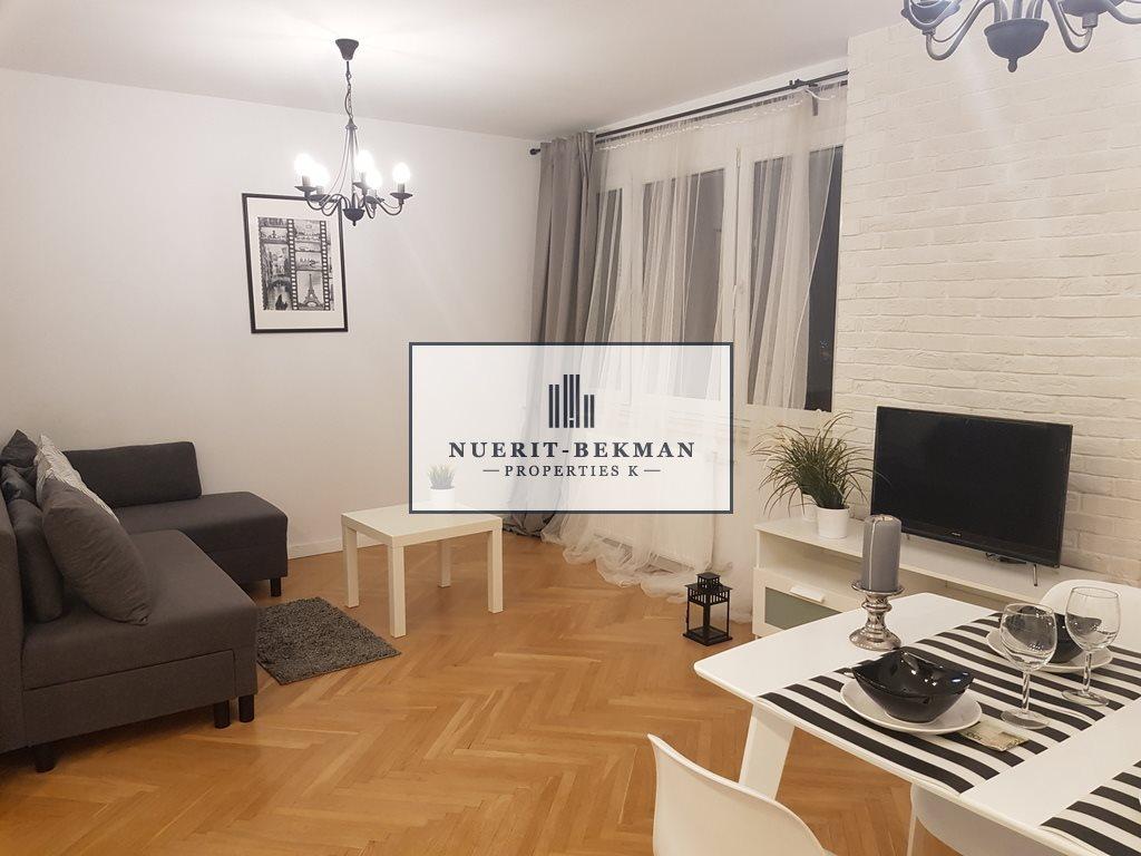 Mieszkanie trzypokojowe na wynajem Warszawa, Wola, Okopowa  46m2 Foto 1