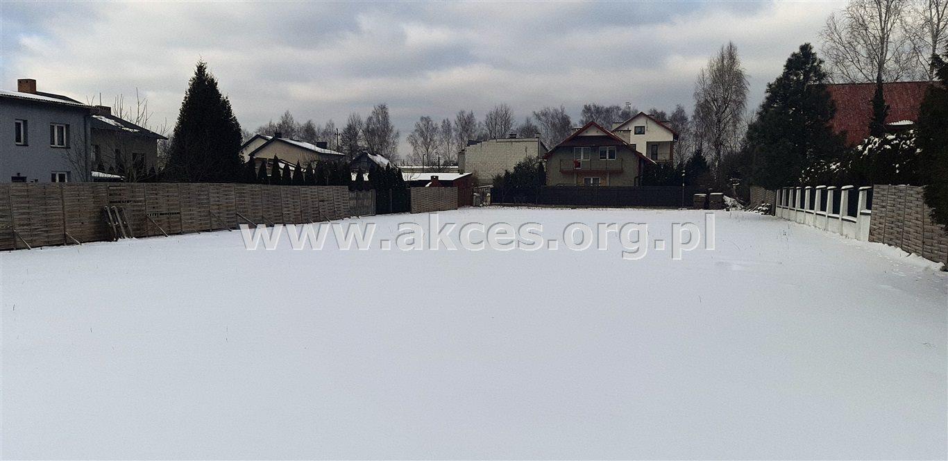 Działka komercyjna pod dzierżawę Zielonka, Bankówka  1600m2 Foto 1