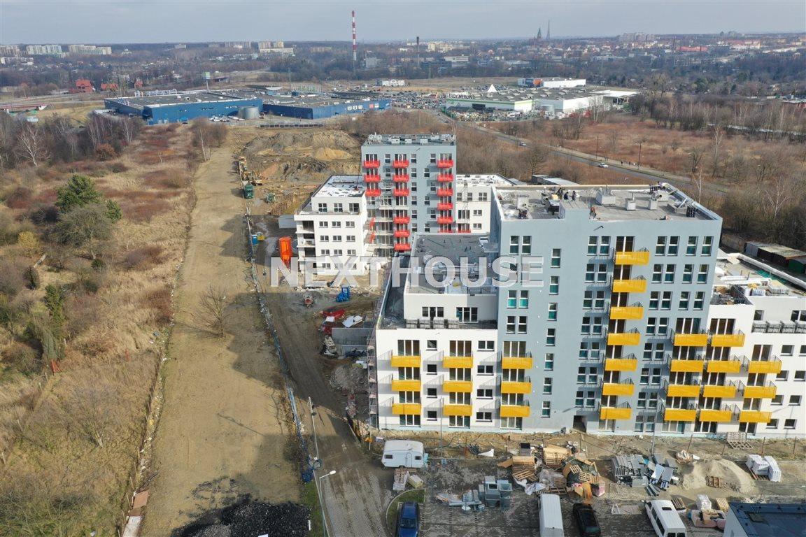 Mieszkanie trzypokojowe na sprzedaż Gliwice, Stare Gliwice  53m2 Foto 8