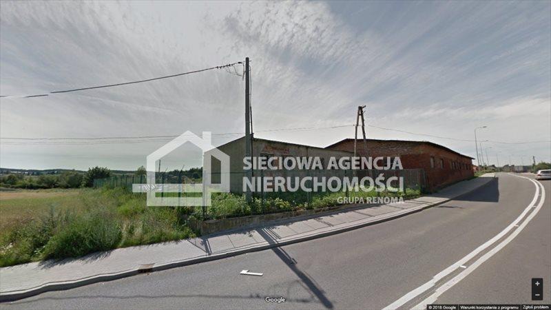Działka przemysłowo-handlowa na sprzedaż Szpęgawa  17200m2 Foto 4