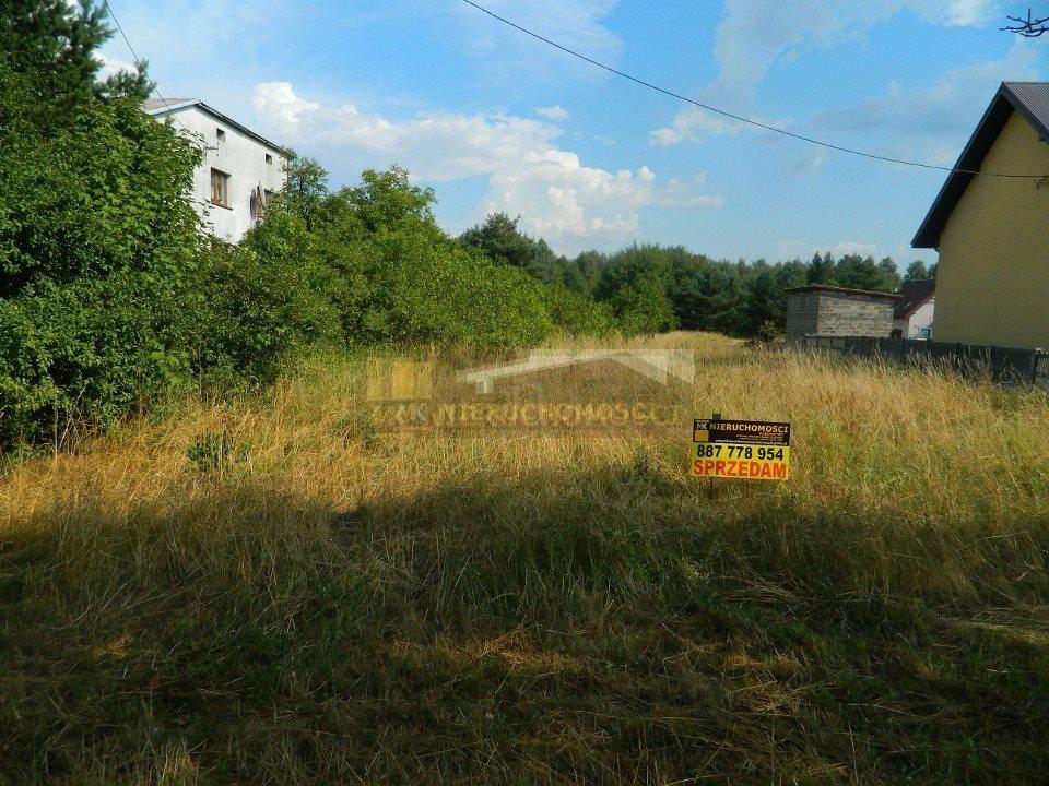 Działka budowlana na sprzedaż Zawiercie, Siewierska  3980m2 Foto 2