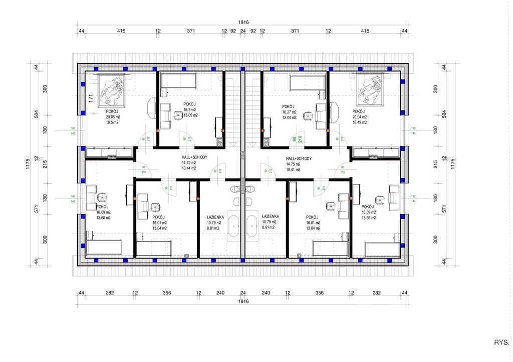 Dom na sprzedaż Stargard  164m2 Foto 6