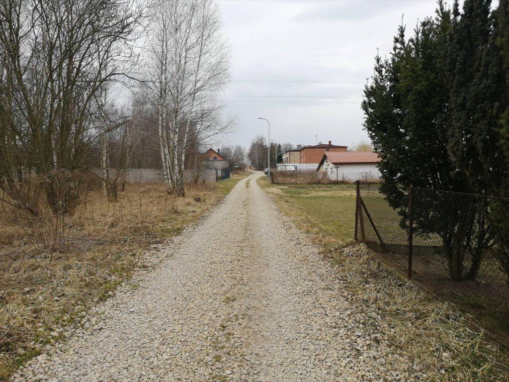 Działka inna na sprzedaż Radomsko, Słomińskiego  1070m2 Foto 7