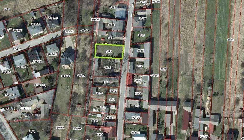 Działka budowlana na sprzedaż Koziegłowy, Cegielniana  479m2 Foto 3