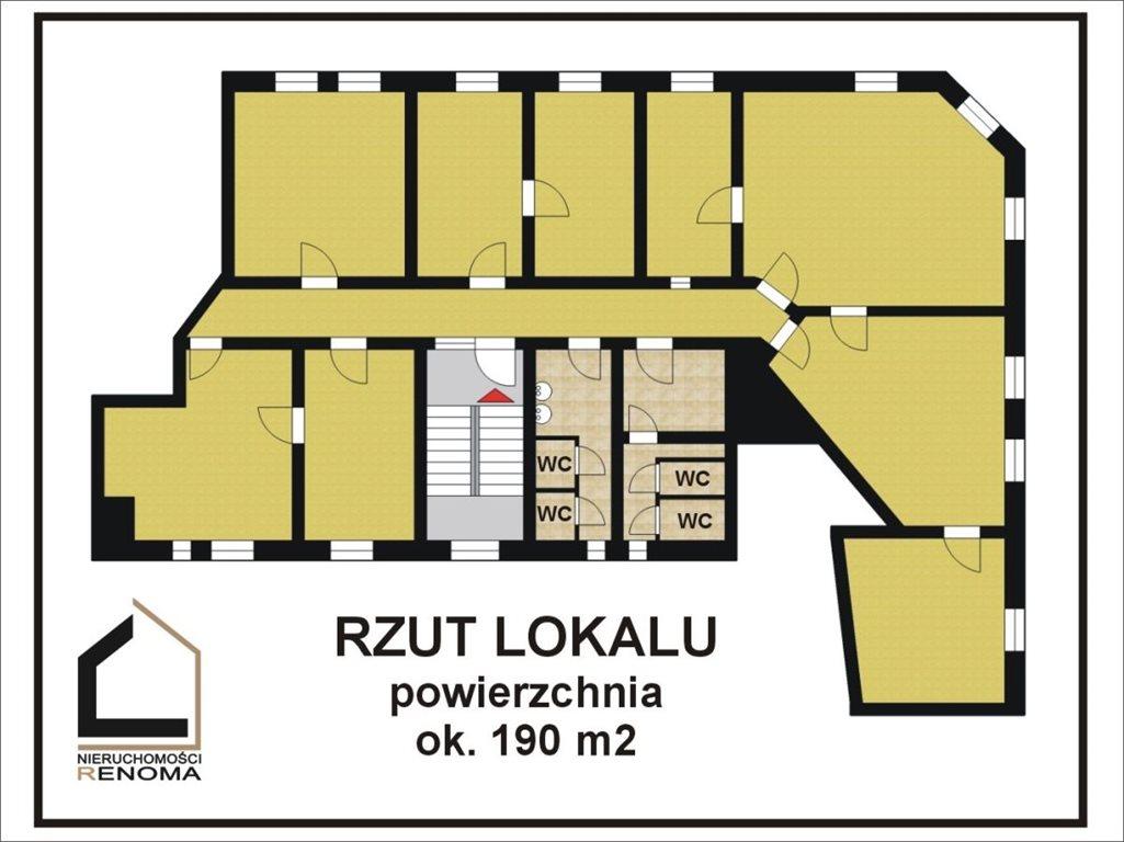 Lokal użytkowy na wynajem Poznań, Wilda, Rynek Wildecki  190m2 Foto 2