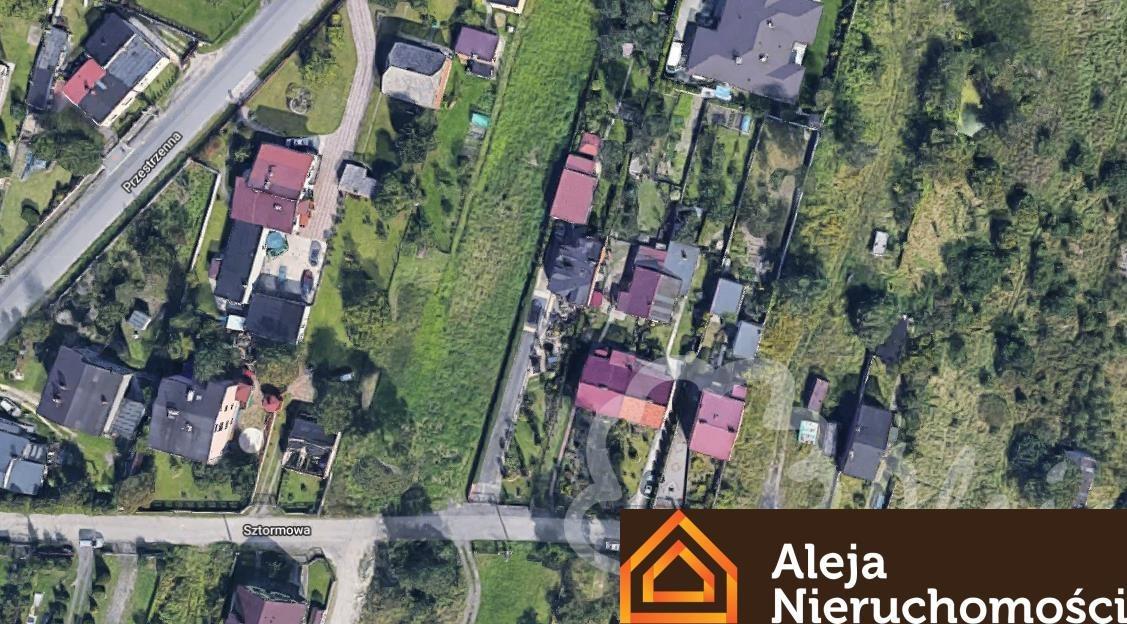 Działka rolna na sprzedaż Częstochowa, Sztormowa  4420m2 Foto 7
