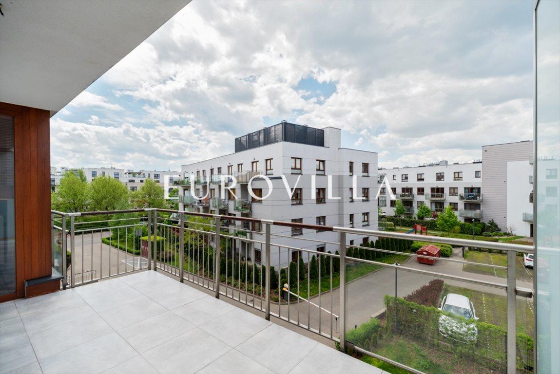 Mieszkanie trzypokojowe na wynajem Warszawa, Wilanów, Franciszka Klimczaka  122m2 Foto 10