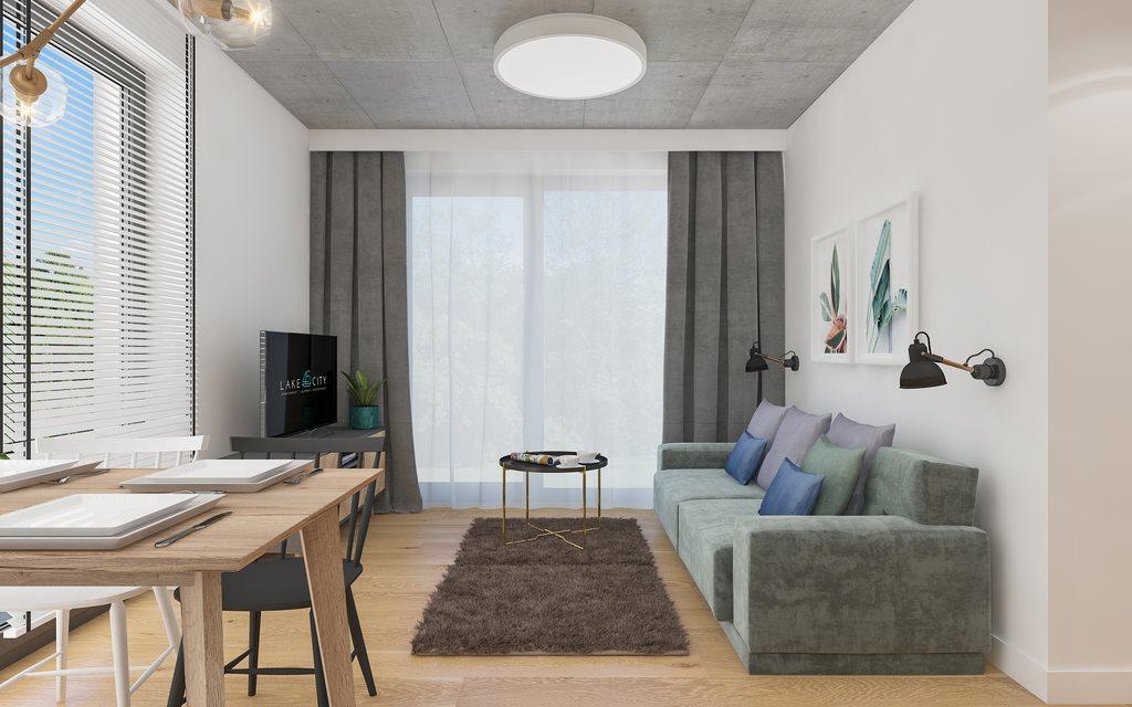 Mieszkanie trzypokojowe na sprzedaż Poznań, Smochowice  45m2 Foto 9