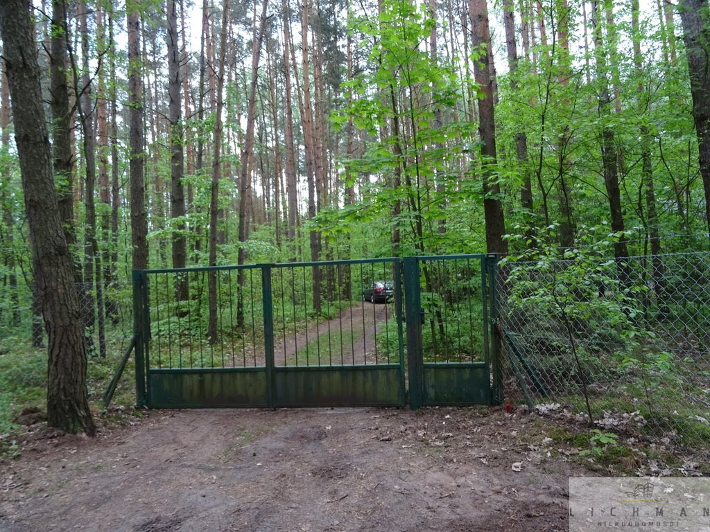 Działka leśna z prawem budowy na sprzedaż Kwiatkowice-Las  2420m2 Foto 2
