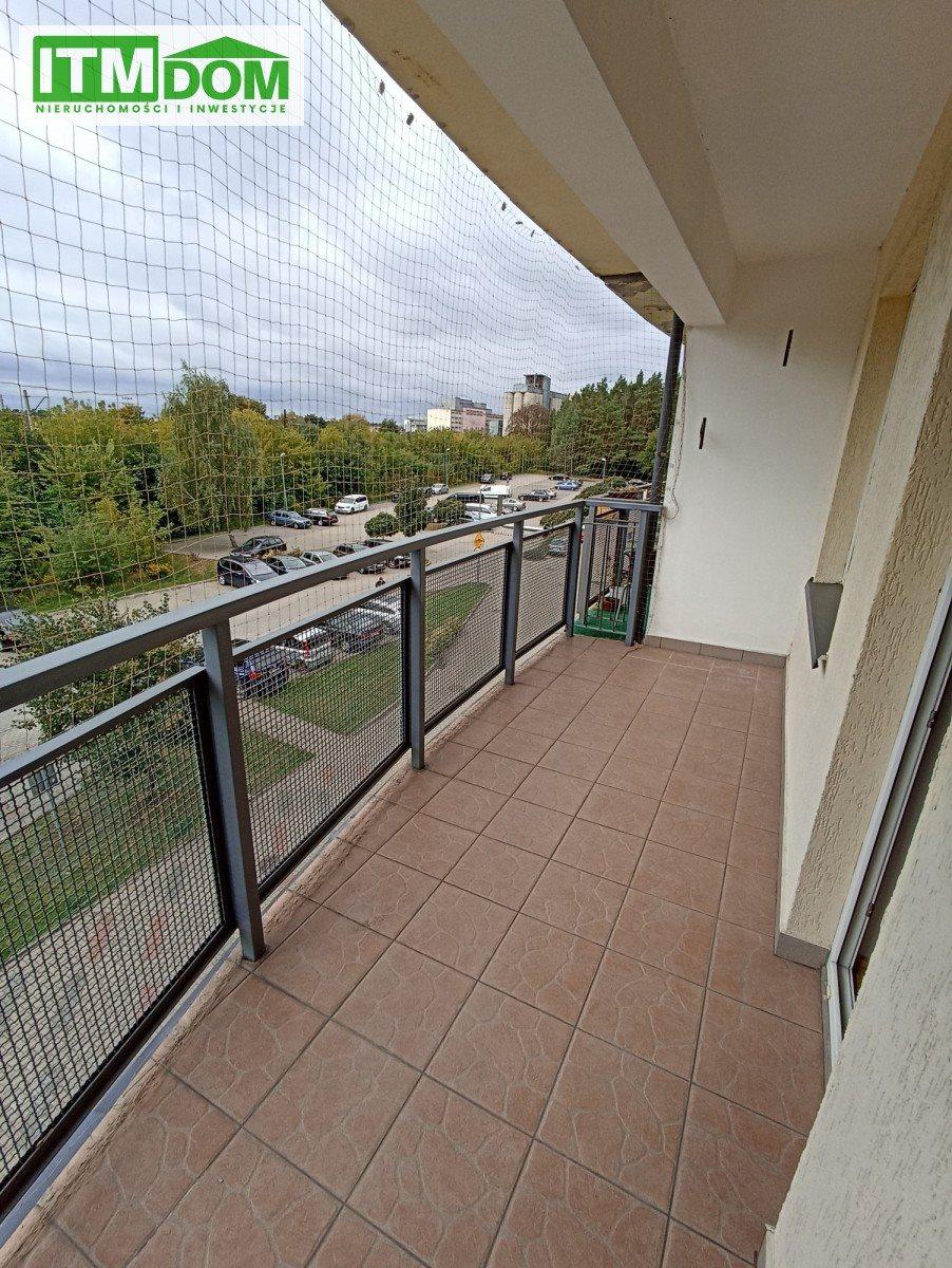 Mieszkanie dwupokojowe na sprzedaż Białystok, Leśna Dolina, św. Andrzeja Boboli  53m2 Foto 8