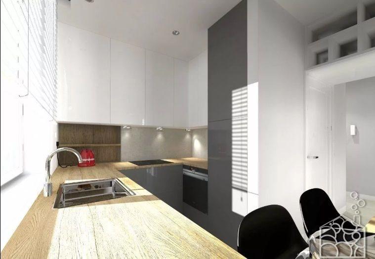 Mieszkanie dwupokojowe na sprzedaż Warszawa, Praga-Południe, Zwycięzców  55m2 Foto 11
