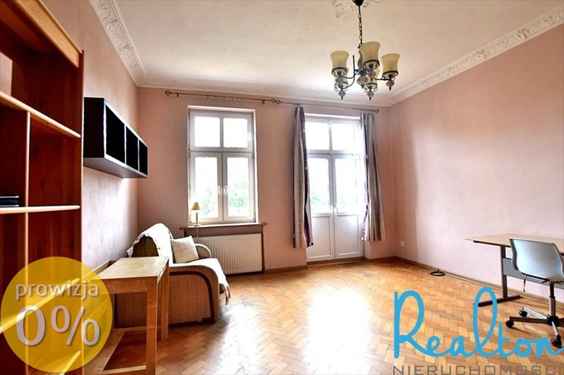 Mieszkanie dwupokojowe na wynajem Gliwice, Centrum, Wiktora Gorzołki  70m2 Foto 1