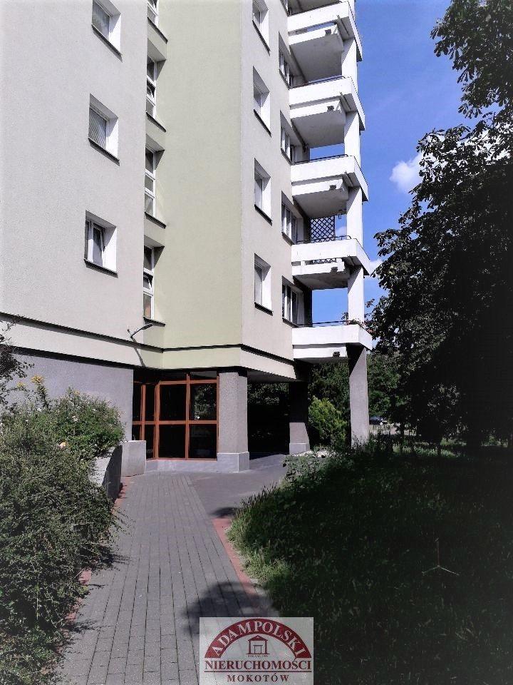Mieszkanie dwupokojowe na sprzedaż Warszawa, Mokotów, Służew, Batuty  46m2 Foto 1