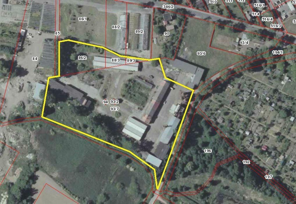 Lokal użytkowy na sprzedaż Kędzierzyn-Koźle  37500m2 Foto 1