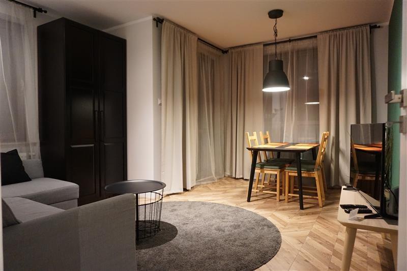Mieszkanie dwupokojowe na wynajem Gdańsk, Stare Miasto  49m2 Foto 1