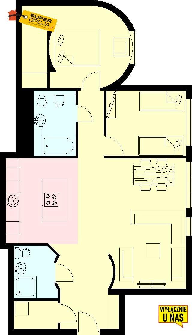 Mieszkanie trzypokojowe na sprzedaż Kraków, Śródmieście, Długa  86m2 Foto 2