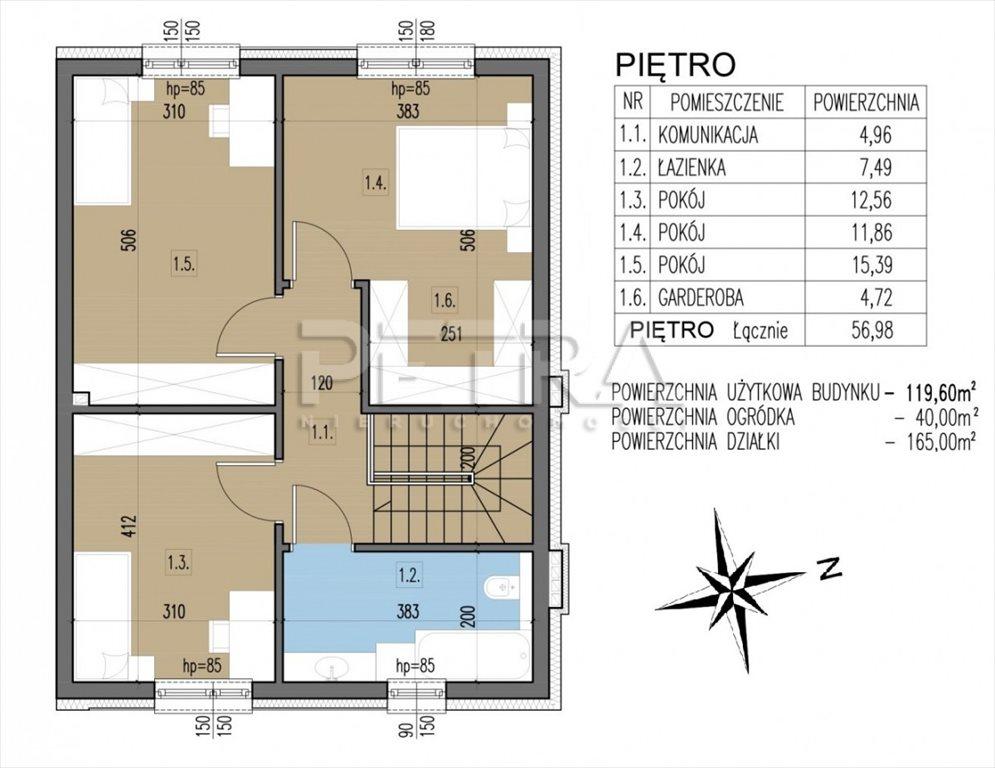 Dom na sprzedaż Nowa Wola  120m2 Foto 5