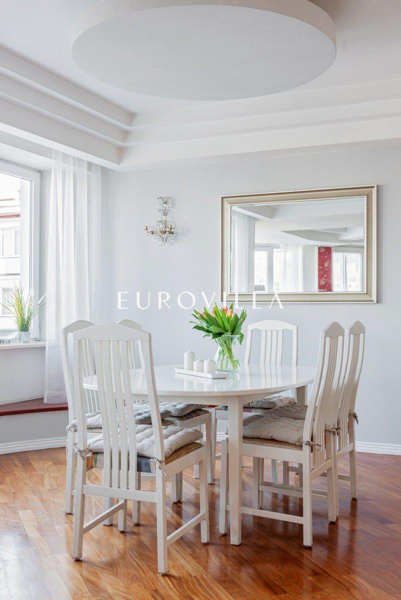 Mieszkanie czteropokojowe  na wynajem Warszawa, Wilanów, Kosiarzy  130m2 Foto 3
