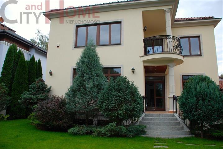 Dom na wynajem Warszawa, Mokotów, Królikarnia  488m2 Foto 3