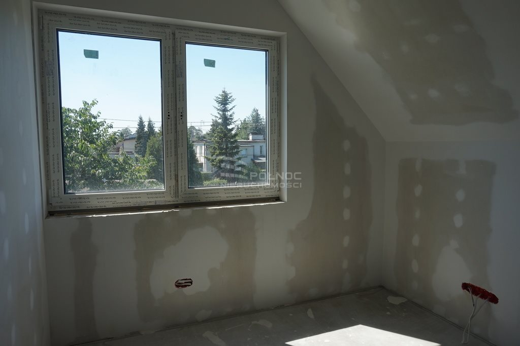 Dom na sprzedaż Pabianice, Nowy dom 88 m2 w stanie deweloperskim  88m2 Foto 9
