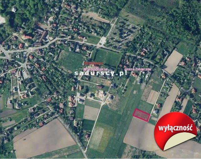Działka budowlana na sprzedaż Bolechowice, Spokojna  1900m2 Foto 3