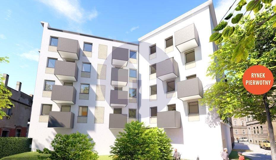 Mieszkanie dwupokojowe na sprzedaż Świdnica  46m2 Foto 3