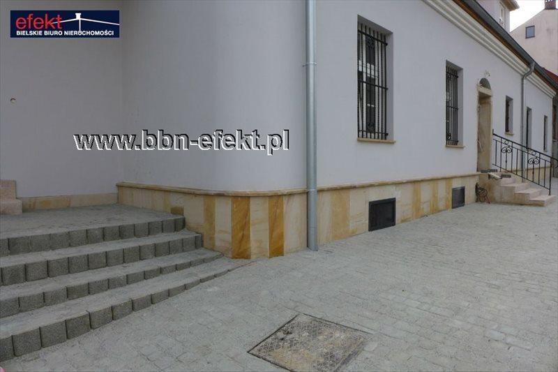 Lokal użytkowy na sprzedaż Bielsko-Biała, Górne Przedmieście  108m2 Foto 1