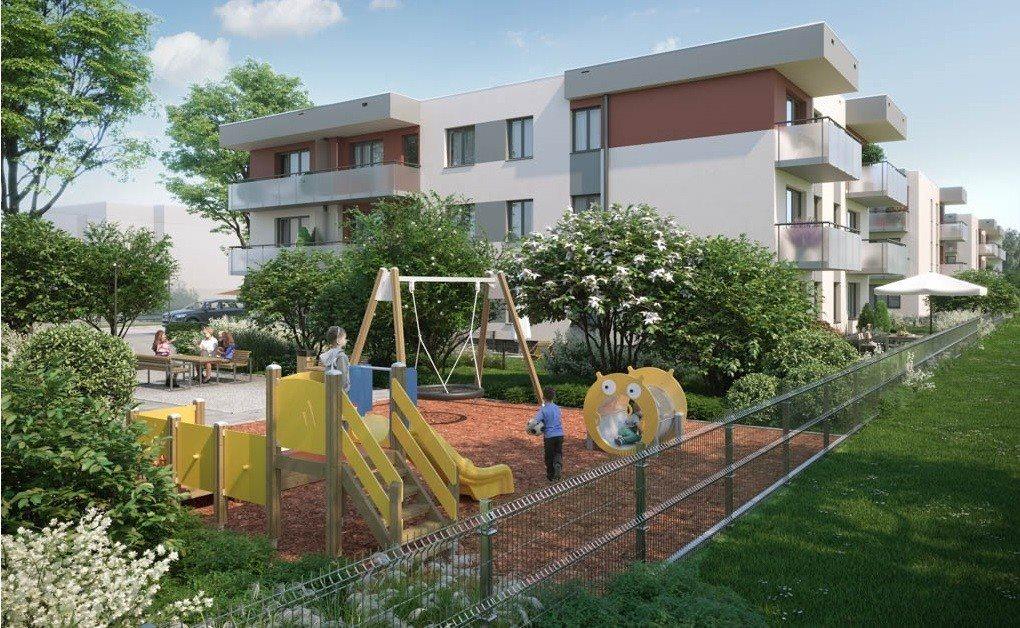 Mieszkanie trzypokojowe na sprzedaż Wrocław, Wojnów  62m2 Foto 4