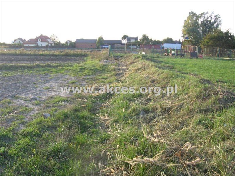 Działka budowlana na sprzedaż Nowa Wola  1000m2 Foto 1