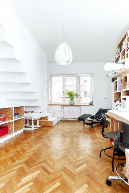 Mieszkanie na sprzedaż Warszawa, Śródmieście, okolice Belwederskiej  130m2 Foto 13