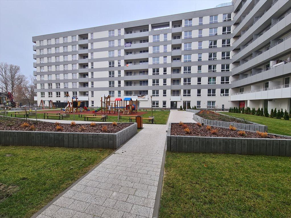 Mieszkanie dwupokojowe na sprzedaż Warszawa, Mokotów, Służewiec, Cybernetyki 15  35m2 Foto 11